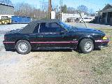 1988 Ford Mustang 5.0 Auto AOD - Black/Pink - Image 2