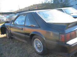 Parts Cars - 1988 Ford Mustang 5.0 5-speed - Black