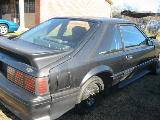 1988 Ford Mustang 5.0 5-speed - Black - Image 2
