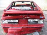 1988 Ford Mustang 5.0 HO Automatic AOD - Red - Image 5