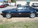1988 Ford Mustang 5.0 5 Speed - Dark Blue - Image 2