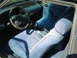 1988 Ford Mustang 5.0 5 Speed - Dark Blue - Image 3