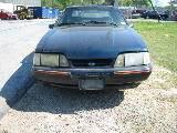 1988 Ford Mustang 5.0 5 Speed - Dark Blue - Image 5