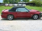 1988 Ford Mustang 5.0 AOD Automatic - Red - Image 2