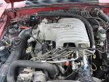 1988 Ford Mustang 5.0 AOD Automatic - Red - Image 4