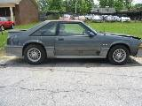 1988 Ford Mustang 5.0 T-5 - Gray & Silver - Image 2