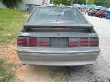 1988 Ford Mustang 5.0 T-5 - Gray & Silver - Image 5