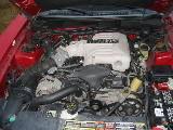 1994 Ford Mustang 5.0 HO COBRA T-5 HO COBRA - Red - Image 3