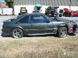 1988 Ford Mustang 5.0 T-5 Five Speed - Green/Gray - Image 2