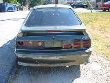 1988 Ford Mustang 5.0 T-5 Five Speed - Green/Gray - Image 5