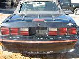 1988 Ford Mustang 5.0 HO AOD Automatic - Black - Image 5