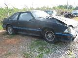 1988 Ford Mustang 5.0 HO T-5 Five Speed - Black - Image 2