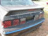 1988 Ford Mustang 5.0 HO T-5 Five Speed - Black - Image 5