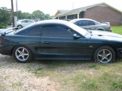 1994 Ford Mustang 5.0 V-8 5-Speed T-5 - Green