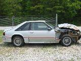 1988 Ford Mustang 5.0 HO T-5 Five Speed - Gray - Image 2
