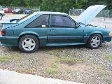 1988 Ford Mustang 5.0 HO 5 Speed - Green - Image 4