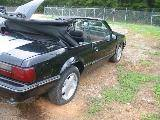 1988 Ford Mustang 5.0 Automatic - Black - Image 2