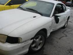 Parts Cars - 1994 Ford Mustang 5.0 HO 5-Speed - White
