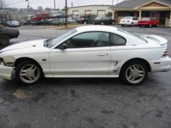 1994 Ford Mustang 5.0 HO AUtomatic AOD-E - White - Image 1