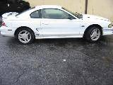1994 Ford Mustang 5.0 HO AUtomatic AOD-E - White - Image 2