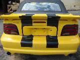 1994 Ford Mustang 5.0 Tremec TKO 500 - Yellow - Image 5