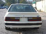 1989 Ford Mustang 5.0 Auto - White - Image 3