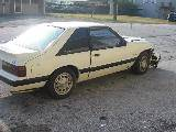 1989 Ford Mustang 5.0 Auto - White - Image 4