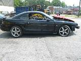 1994 Ford Mustang 5.0 HO T-5 - Black - Image 2