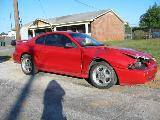 1994 Ford Mustang 5.0 COBRA T-45 Five Speed - Red - Image 2