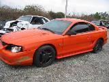 1994 Ford Mustang 5.0 T-5 Five Speed - Orange - Image 2