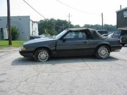 1989 Ford Mustang 5.0 Auto - Dark Grey - Image 1