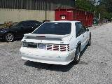 1989 Ford Mustang 5.0 T5 - White - Image 3