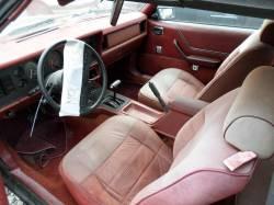 1985 Mustang Convertible