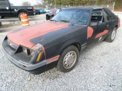 Parts Cars - 1984-1986 Mustang Hatchback