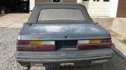 1985-1986 Mustang Convertible - Image 2
