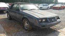 1985-1986 Mustang Convertible - Image 3