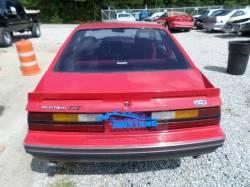 1984-1986 Mustang Hatchback