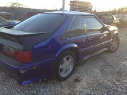 Parts Cars - 1988 Mustang Hatchback
