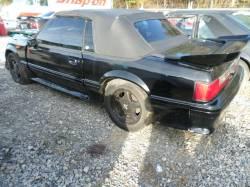 Parts Cars - 1987 Mustang Convertible