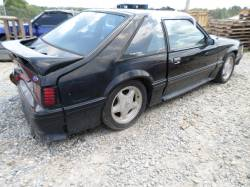 Parts Cars - 1989 Mustang Hatchback