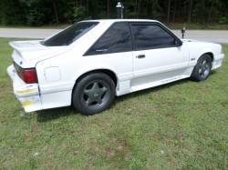 Parts Cars - 1990-1993 Mustang Hatchback