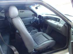 1989 Mustang Hatchback - Image 3