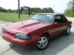 1992-1993 Mustang Coupe - Image 1