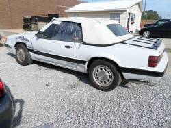 Parts Cars - 1986 5.0 AOD Convertible