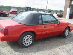 1988 Ford Mustang  Convertible 2.3 - Image 2
