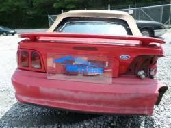 1996 GT Mustang Convertible - Image 3