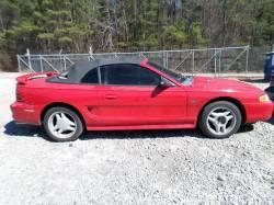 1994-1998 - Parts Cars - 1994 GT Mustang Convertible