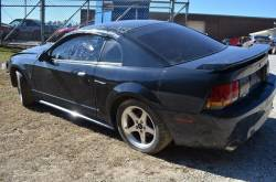 2001 Ford Mustang Cobra 4.6 DOHC - Black - Image 2