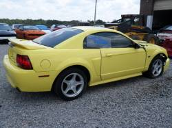 1999 Ford Mustang Coupe 4.6 SOHC  T45 Transmission - Image 2