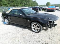 Parts Cars - 2000 GT Mustang Convertible 4.6 SOHC 4R7W